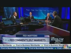 Bernanke's Comments Jolt Markets