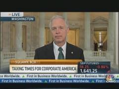 Sen. Johnson on Scrapping the Tax Code