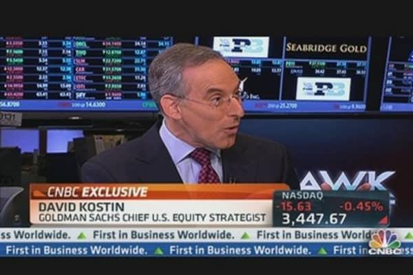 Goldman Raises S&P 500 Target to 1,750