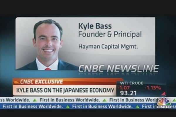 Bass: BOJ Facing 'Rational Investor Paradox'