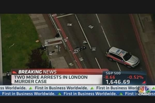 2 More Arrests In London Murder