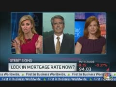 Lock In Mortgage Rate Now?