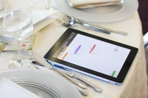 Wedding tablet