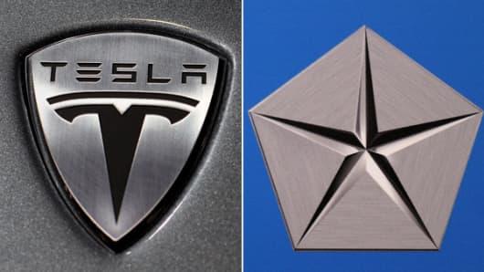 Tesla Chrysler