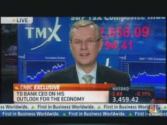 Will See Rebound When Rates Move: TD CEO