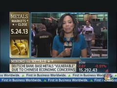 Gold Steadies at Close