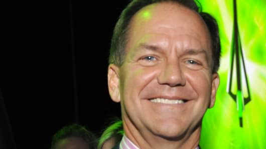 Paul Tudor Jones, chief executive officer of Tudor Investment Corp