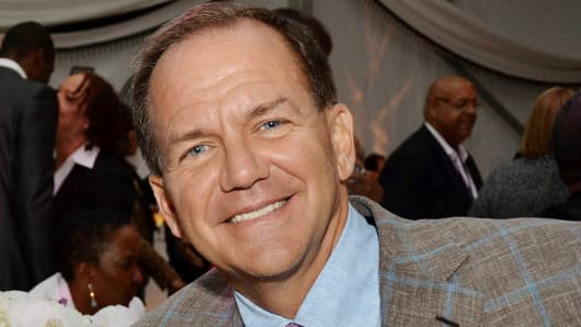 Paul Tudor Jones, chairman and chief executive officer of Tudor Investment Corp.