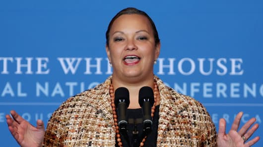 Former Environmental Protection Agency Administrator Lisa Jackson to join Apple Inc.