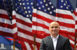 Andre Agassi, tennis star turned philanthropist and businessman
