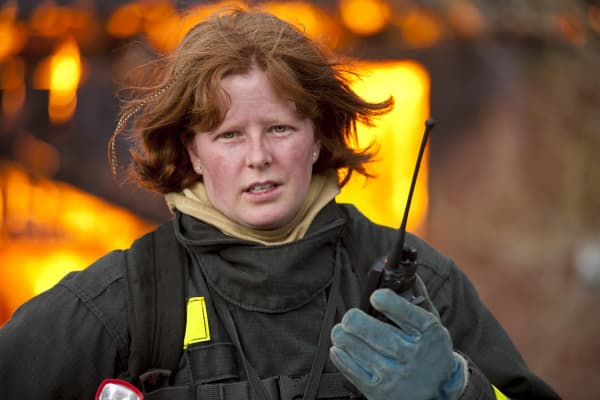 Firefighter female employment
