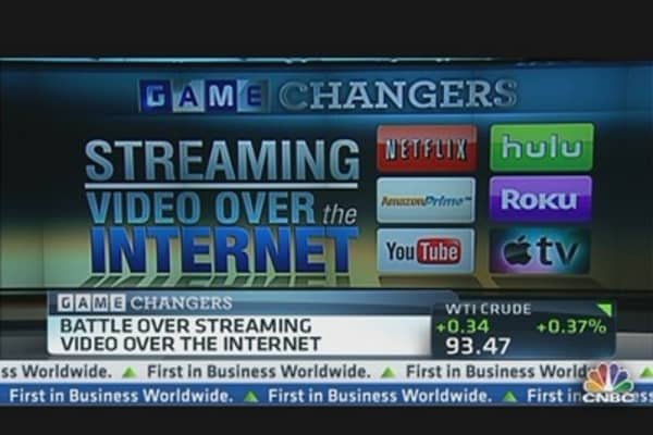 Battle Over Video Streaming