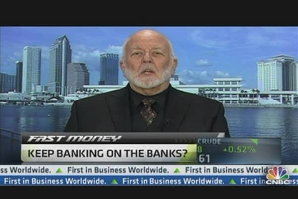 Dick Bove's Top 3 Bank Stocks