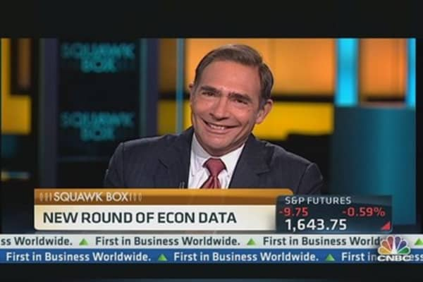 Big Round of Economic Data on the Way