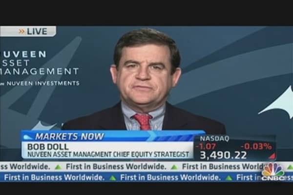 Doll: Bond Volatility 'Troublesome' For Equities