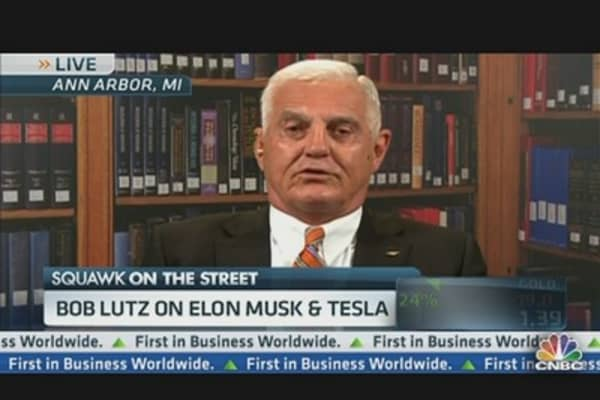 Lutz on Tech Renaissance Man, Elon Musk