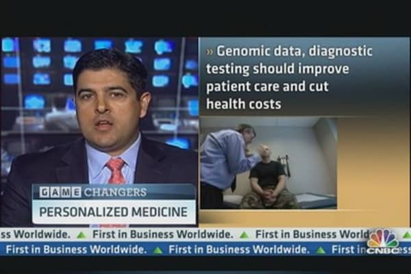 Game Changers: Personalized Medicine