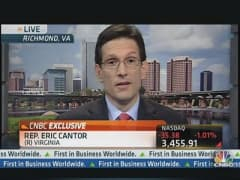 Rep. Cantor on Social Security & IRS