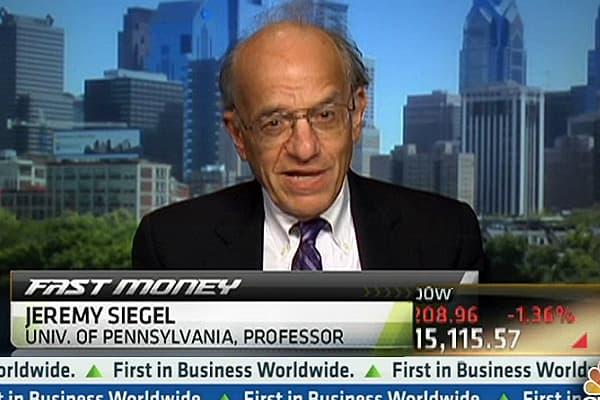 Jeremy Siegel Still Sees Dow 17,000