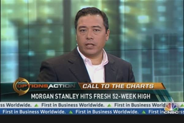 Banking on Morgan Stanley