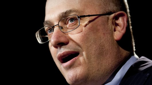 Steve Cohen, Chairman and CEO of SAC Captial Advisors LP.