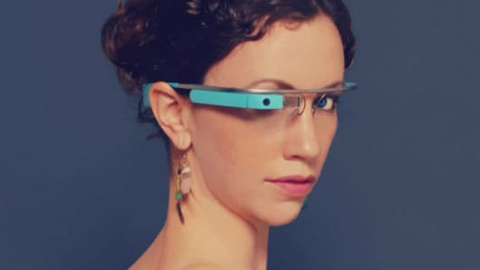 Google Glass T&G