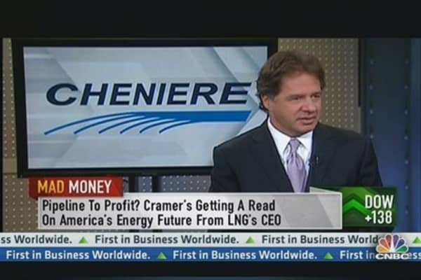Cheniere CEO: Spending $12 Billion on Nat Gas Facilities