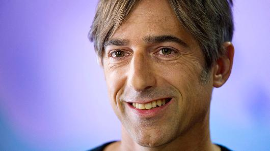 Mark Pincus, chairman and CEO of Zynga.