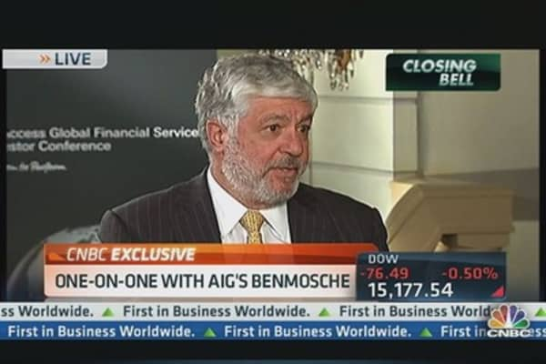 AIG Still 'Too Big to Fail' According to Regulators