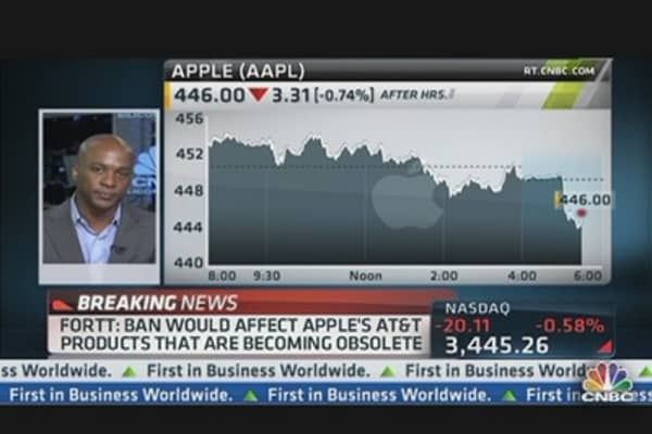 Fortt: ITC Rules Against Apple