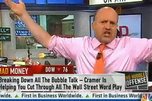 No Huddle Offense: Bursting Bubbles