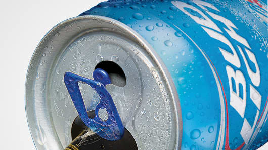 BudLite introducing a new vented can.
