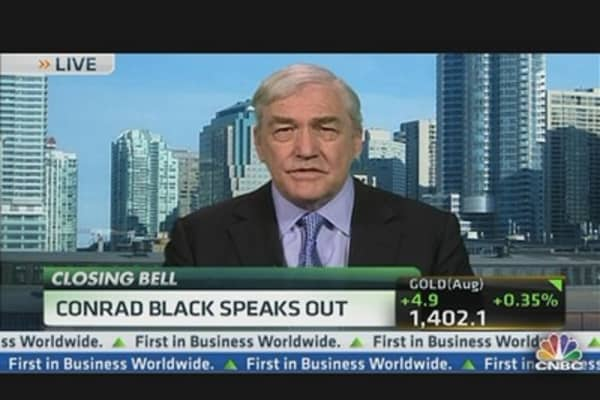 Conrad Black on America