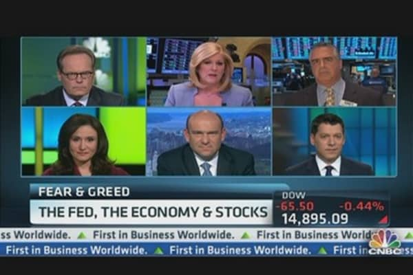 Fear & Greed: Fed, Economy & Stocks
