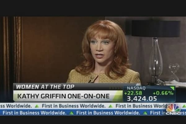 Kathy Griffin's Lessons on Success