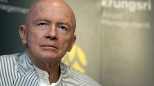 Templeton's Mark Mobius