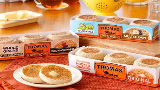 Bimbo Bakery Thomas's English Muffins
