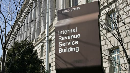 IRS Building, Washington, DC