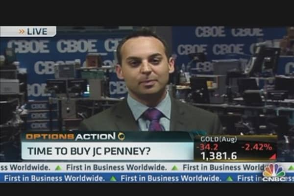 Can Home Goods Save JC Penney?