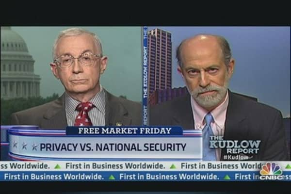 Privacy vs. National Security