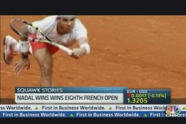 Rafael Nadal Enters Record Books With Latest Win