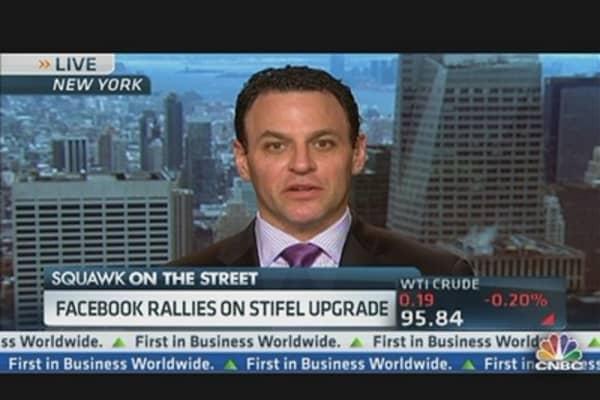 Rohan Explains Stifel's Facebook Upgrade