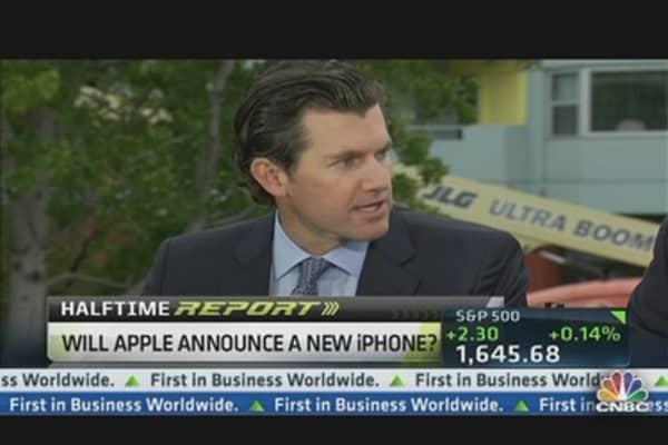 Apple Stock Headed to $600: ISI's Marshall