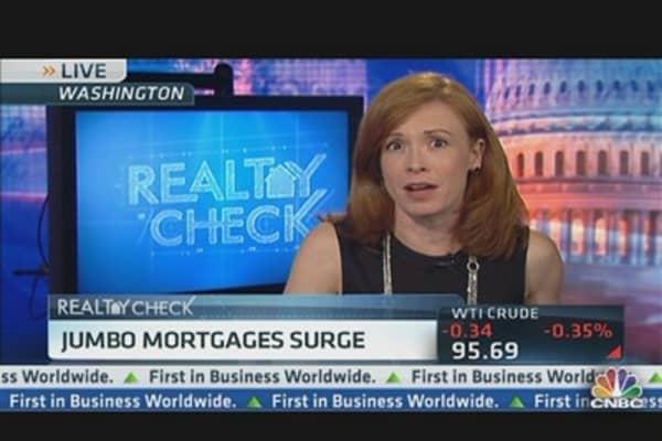 Jumbo Loans Surge