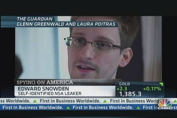 Snowden Comes Forward As Source of NSA Leaks
