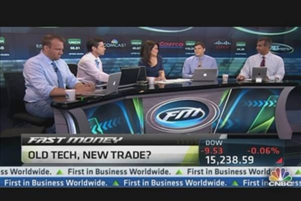 Old Tech, New Trade?