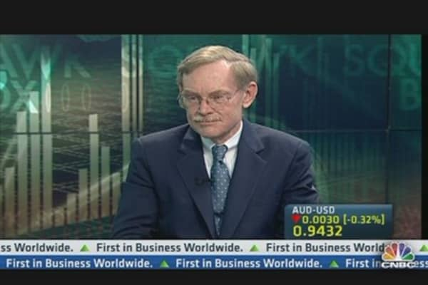 Robert Zoellick: Japanese Growth is a 'Sugar High'