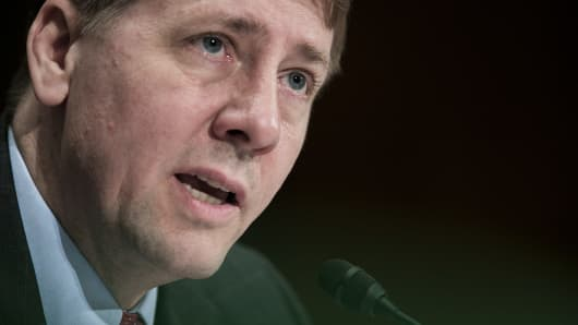 The CFPB's Richard Cordray