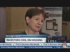 Investors Cool on Housing