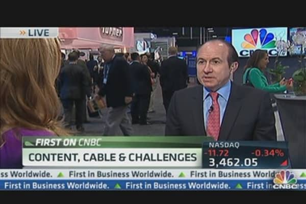 Content & Cable Challenges with Viacom CEO